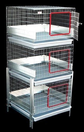 Klubertanz Equipment Co Welded Wire Cages Amp Supplies